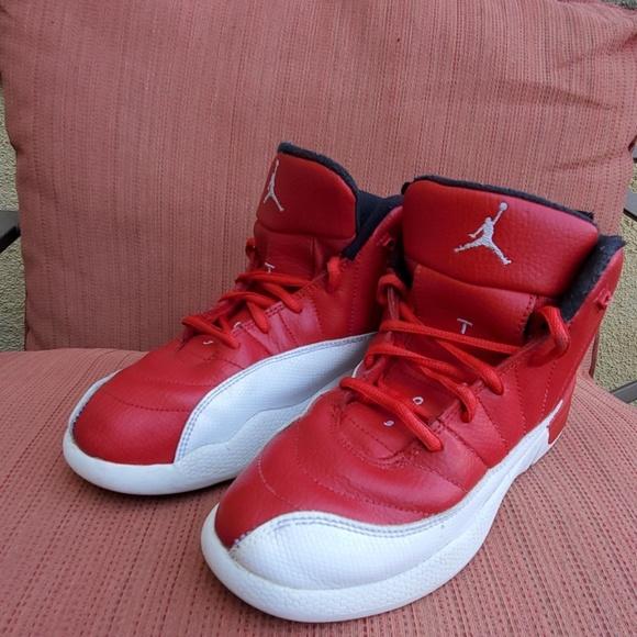new product f5b15 fd10c Kids Nike Air Jordan Retro 12